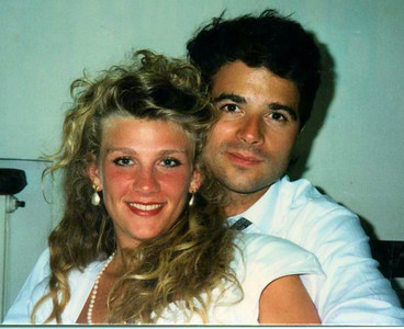 Honeymoon; Germany, Switzerland, Austria. March 1992