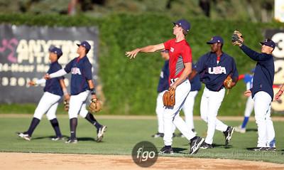 Baseball USA v Baseball Canada 7-20-10