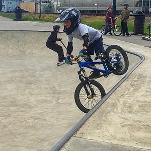 Battleground skatepark april 2017