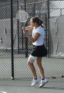 Women's Tennis v. Presbyterian