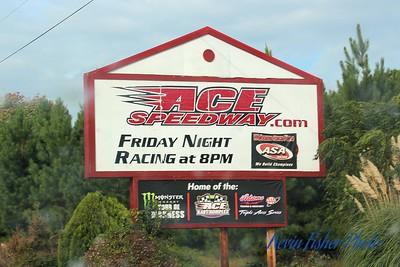 Ace Speedway - 10/14/12