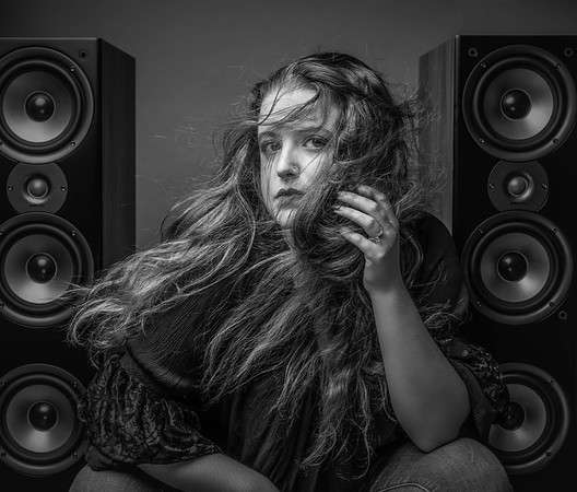 Amanda Studio Shoot
