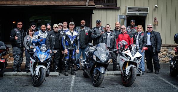 April 2014 CSBA Ride