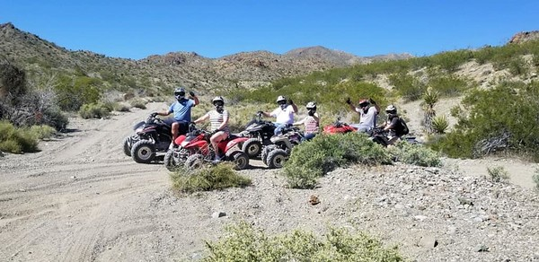 4-20-19 Eldorado Canyon ATV & Goldmine Tour