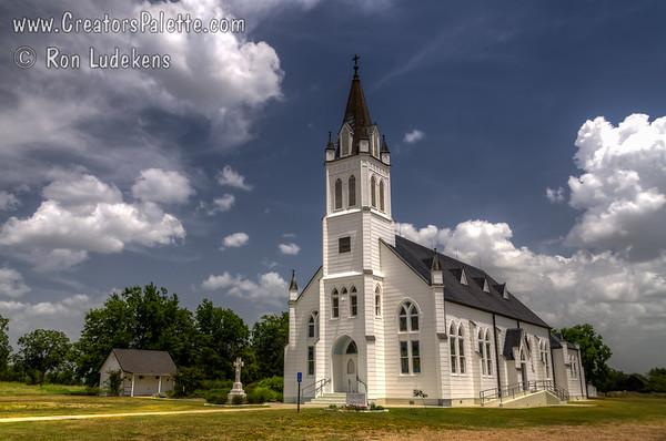 St. John the Baptist Catholic Church - Ammannsville