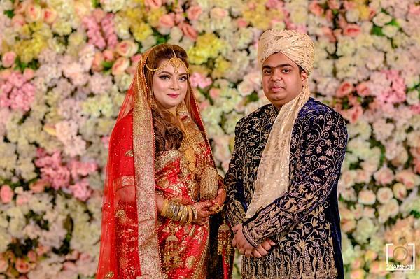 Nabila & Sadi Akdh