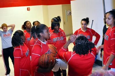 2010-12-06 BHS Women's Basketball VS J.M. Robinson