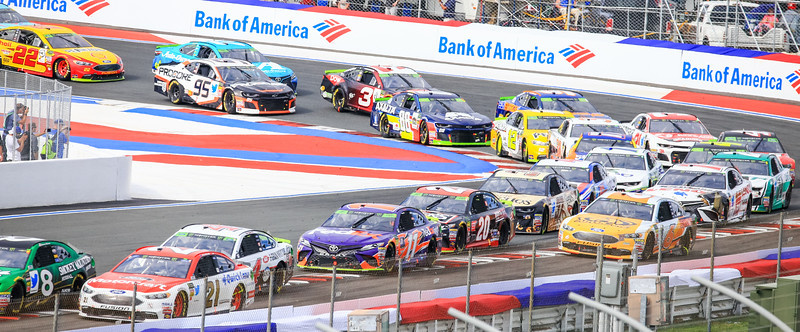2018 Sept - Bank of America Roval 400