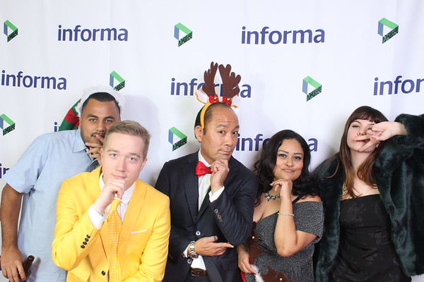 Informa  Holiday Party 2017