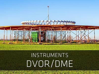Instruments – DVOR-DME