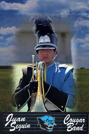 Juan Seguin Marching Band