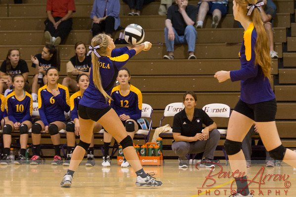 VB vs Fairfield 9-3-2013