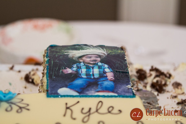 Kyle's Birthday Decorations