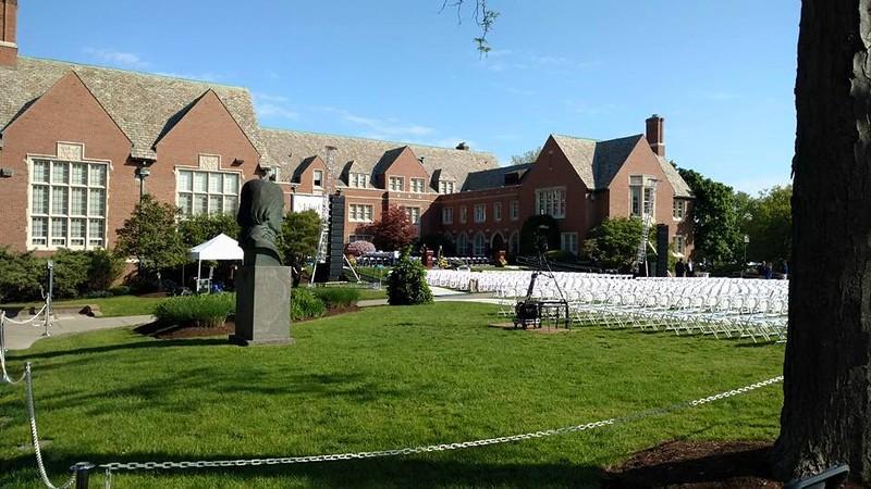 John Carroll University -- May 22, 2016