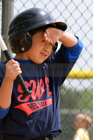 SWS Boy's 8U Red Sox v. Marlins 4.21.12