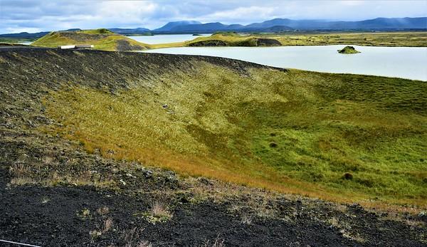 Mývatn Area - North Iceland - Day 9