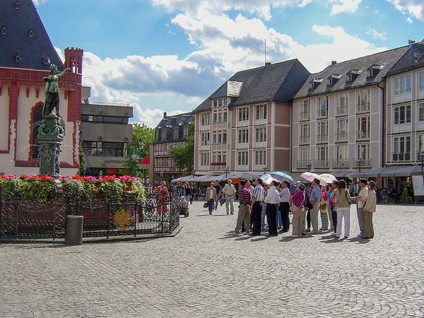 Hanover / Frankfurt (2004)