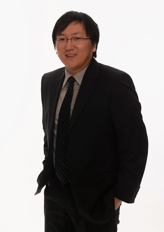 . Actor Masi Oka poses for a portrait in the TV Guide Portrait Studio at the 3rd Annual Streamy Awards at Hollywood Palladium on February 17, 2013 in Hollywood, California.  (Photo by Mark Davis/Getty Images for TV Guide)