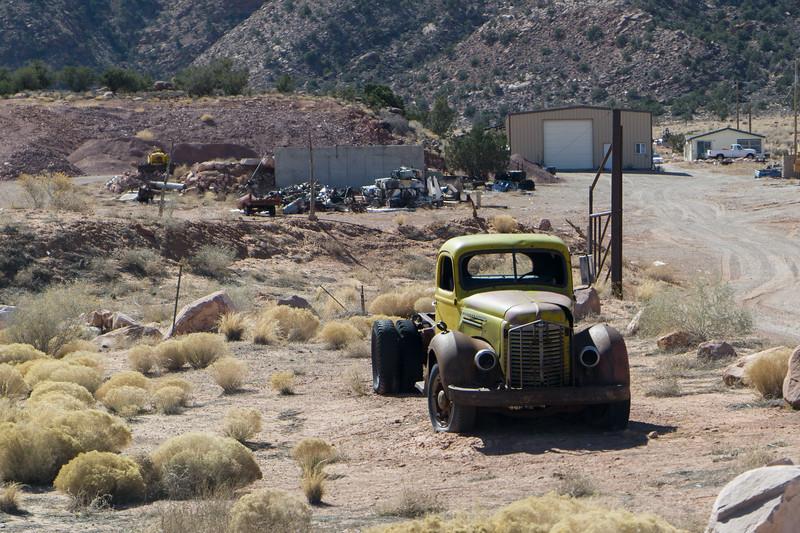 Moab Utah Old Truck