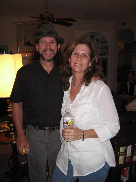 Willie B and Sherri
