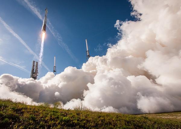 USAF GPS IIF-4 Launch