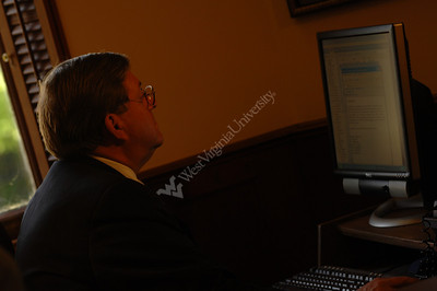 24747 President Hardesty in Office