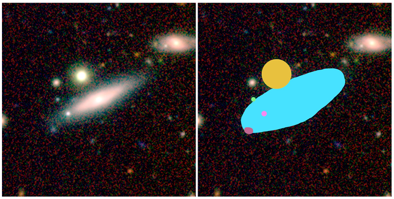 AstroQuest Galaxy Side-by-side