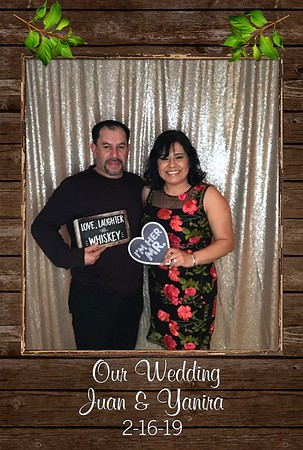 Wedding 2-16-19 Juan & Yanira