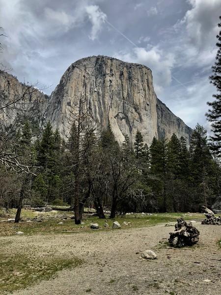 02 Yosemite Valley --West End