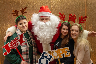 Student Success Christmas Photo Booth