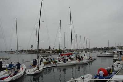 2011 Governors Cup Clinic and Regatta - Balboa Yacht Club