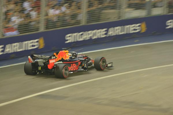 2019 Singapore F1 GP