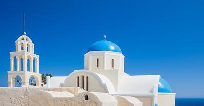 Oia, Santorini, Greece 2013