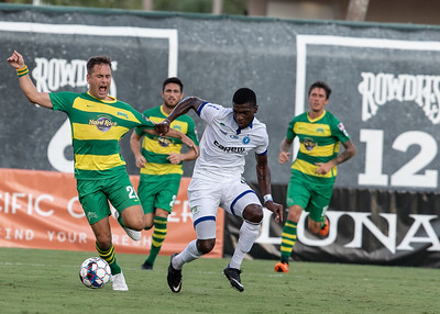 Rowdies vs Penn FC June 22, 2018