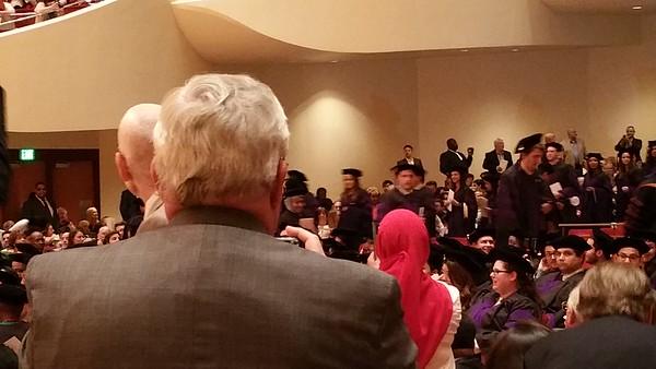 Brooke's law school graduation