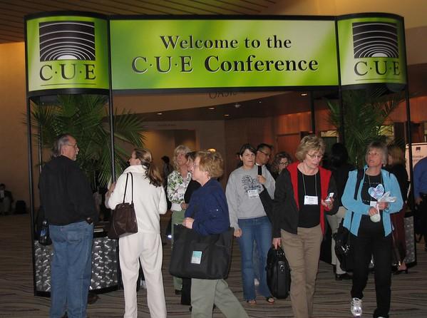 2006 Spring cue conf photos
