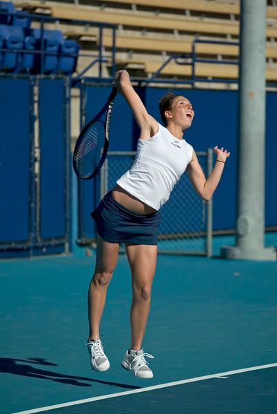 2005.01.29 - NCAA Women's Tennis