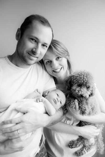 Giedre & Davidas  Newborn