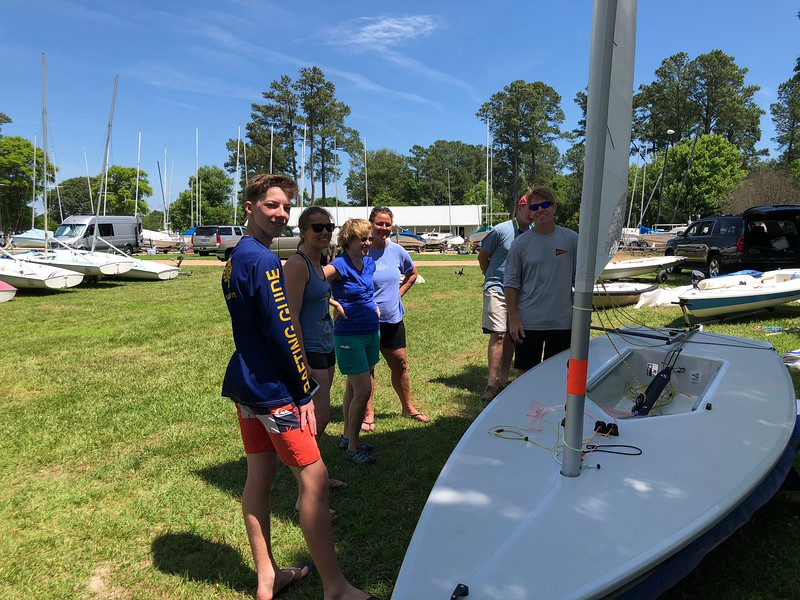 2018 FBYC Laser Clinic