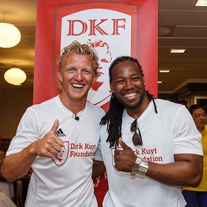 Dirk Kuyt Foundation Grand Passage Rotterdam (05-07-2015)