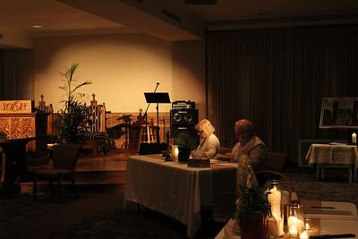 Holy Week Prayer Stations