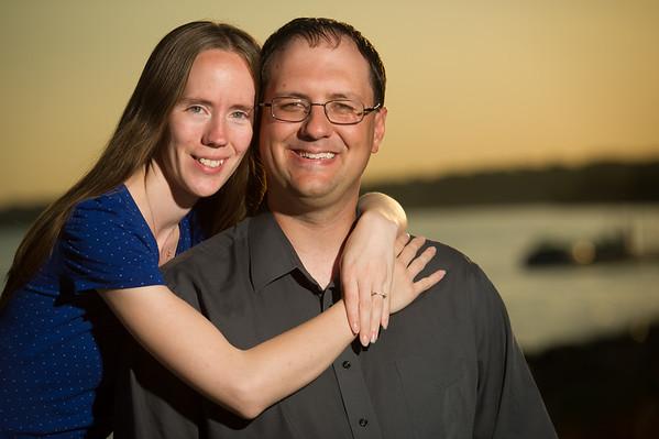 Michael & Hollyne Engagement