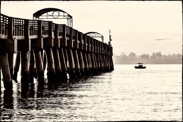 Lake Worth Pier - 6/14/14