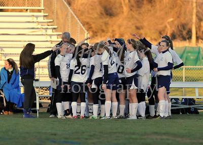 Central VS Holy Name Girls High School Soccer 2010 - 2011