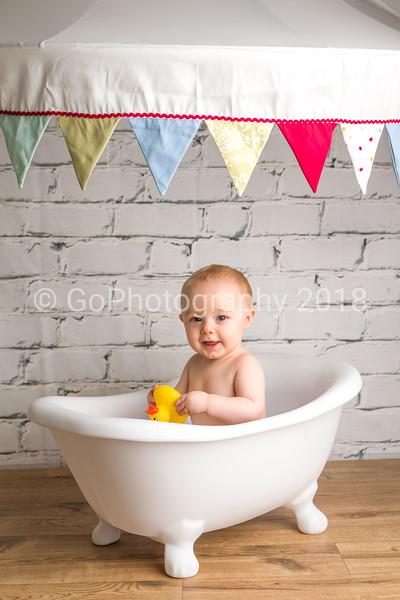 Rowan Bathtime