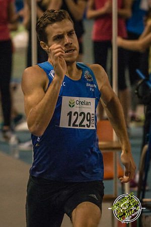 Vlierzele Sportief Indoor Meeting 2015