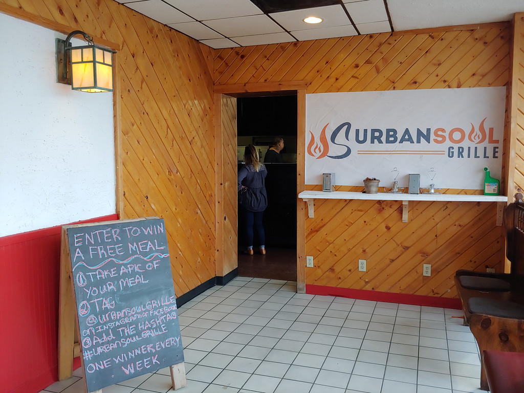 . Urban Soul Grille at 7502 Mentor Ave., Mentor, officially opened for business Aug. 2, 2018. (Betsy Scott, The News-Herald)