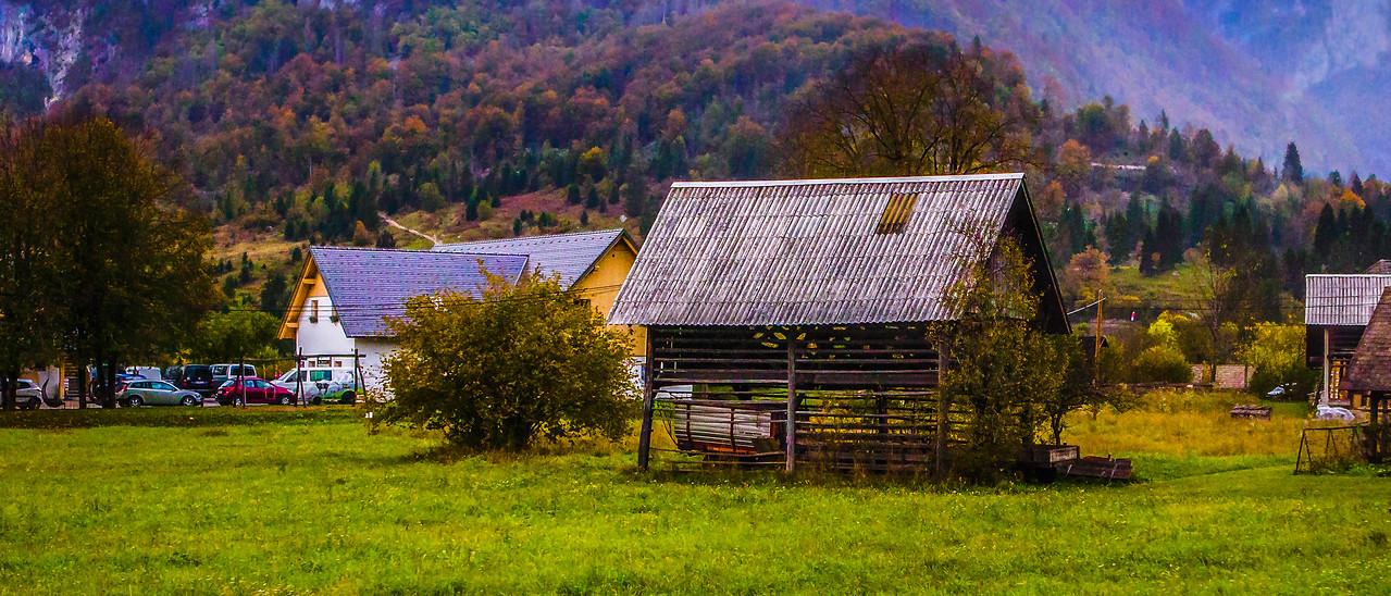 斯洛文尼亚乡村,乡土风情