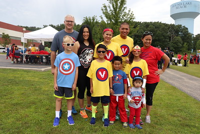 Superhero Fun Run 2017