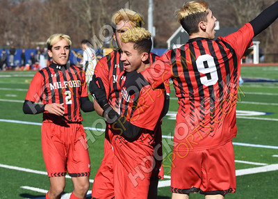 Milford - Winchester Boys Soccer 11-23-19